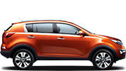 KIA Sportage 2.0D AT Top